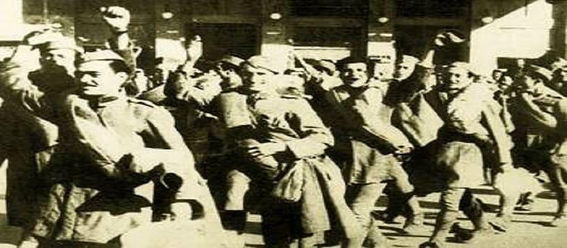 Γιατί οι Έλληνες αφέθηκαν να πολεμούνε μόνοι τους - Μέρος 1ο