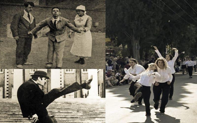 Δεν ήταν μια απλή παρωδία - Τι συμβολίζει το Silly Walk των Monty Python;