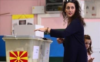 Δημοψήφισμα στη ΠΓΔΜ: Ο λαός δεν είπε ούτε «Όχι» ούτε «Ναι»
