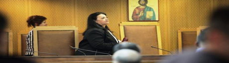 Διακοπή της δίκης επειδή οι χρυσαυγίτες δεν έφεραν μάρτυρες