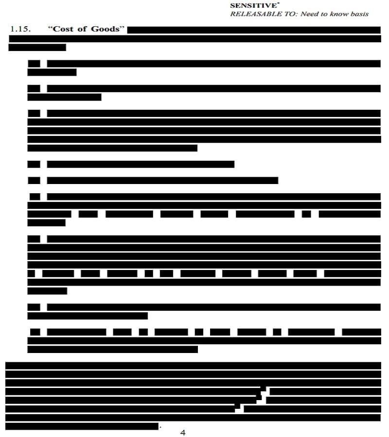 ΕΕ - AstraZeneca: Δημοσίευσαν τμήματα του συμβολαίου με σβησμένες ημερομηνίες, ποσότητες και τιμές
