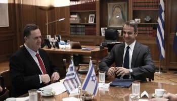 Εμβαθύνει τις σχέσεις με το κράτος - δολοφόνο του Ισραήλ η κυβέρνηση