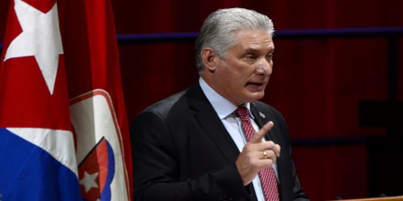 Ευχαριστίες στην Κούβα και από τον πρόεδρο του Μεξικού