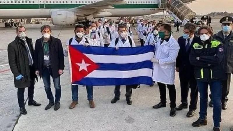 Η Ιταλία ζητάει βοήθεια ξανά από την Κούβα