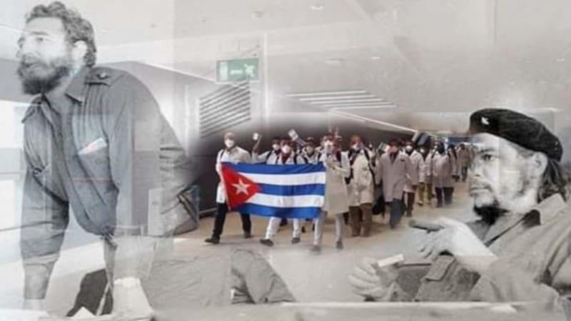 Η Κούβα «δε γονατίζει παρά μονάχα μπροστά στους νεκρούς της»