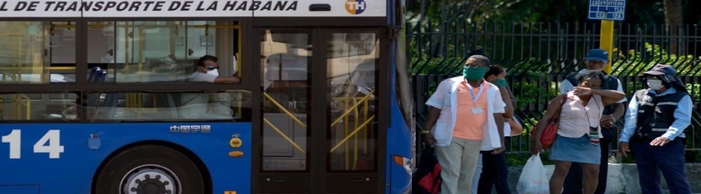 Η Κούβα σταματά την κυκλοφορία Μέσων Μαζικής Μεταφοράς