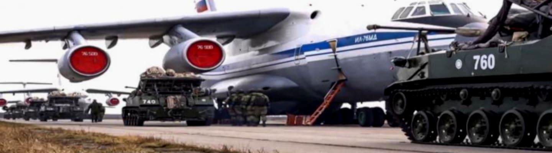 Η Ρωσία αναπτύσσει στρατό στα δυτικά της ως απάντηση στις ενέργειες του ΝΑΤΟ
