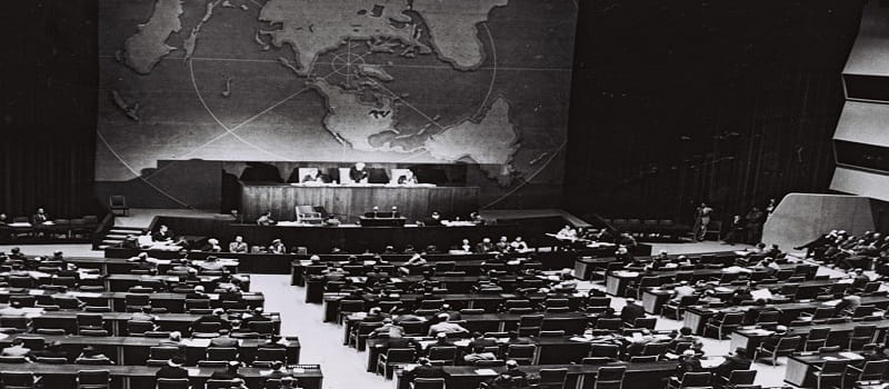 Η ίδρυση του ισραηλινού κράτους και η στάση της ΕΣΣΔ