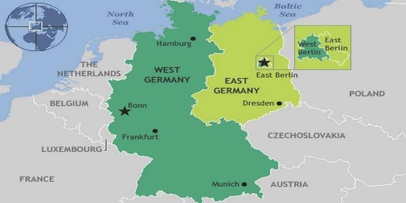 Η αντικομμουνιστική υστερία για το τείχος του Βερολίνου (Μέρος Α')
