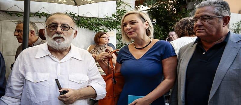 Θάνος Μικρούτσικος: «Εγώ οριστικά είμαι με το ΚΚΕ»