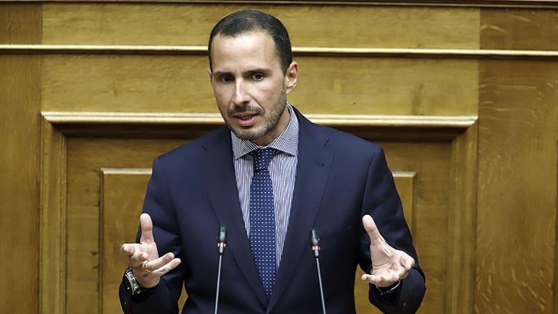 Καραθανασόπουλος: «Η πολιτική μαλακία έχει και τα όριά της»