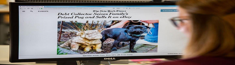 Κατάσχεσαν σκύλο από ανάπηρο και τον πούλησαν στο... ebay