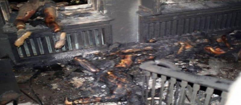 Συγκάλυψη της μαζικής δολοφονίας στην Οδησσό από φασίστες καταγγέλλει ο ΟΗΕ