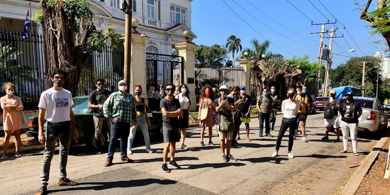 Κούβα: Έως 200 δολάρια το κεφάλι έλαβαν αντικαθεστωτικοί για διαδήλωση στην Αβάνα