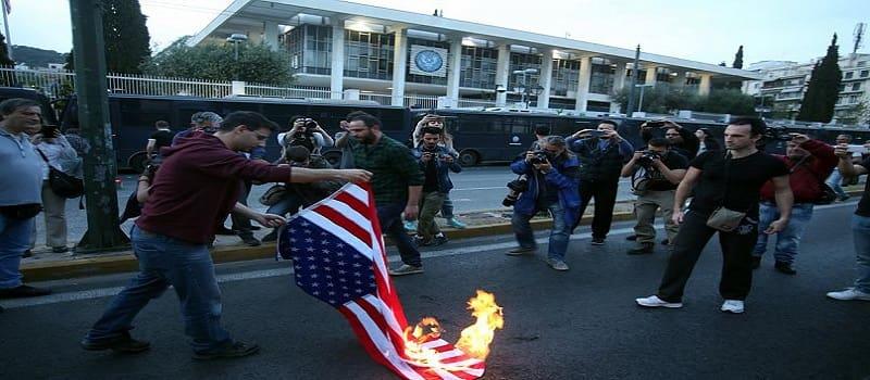 Μαθήματα Αμερικανικής Ιστορίας με χορηγό την ...Πρεσβεία