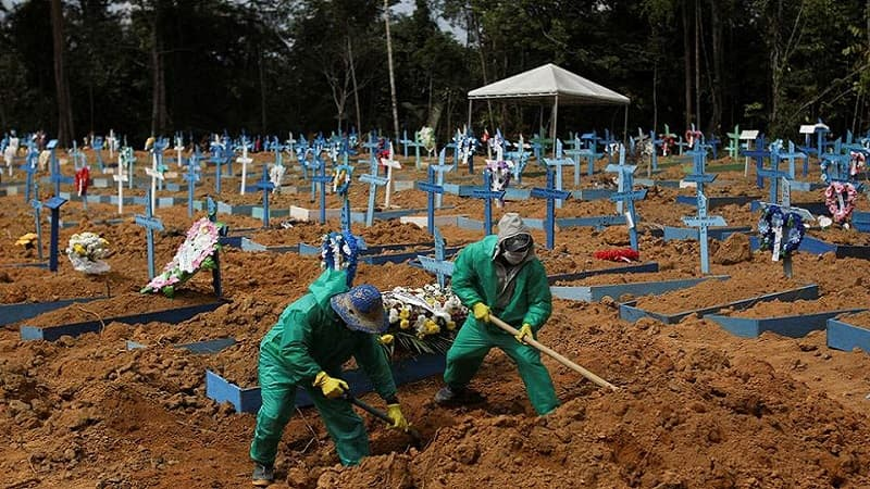 Με 100 χιλιάδες νεκρούς ο Μπολσονάρο έχει«ήσυχη» τη ...συνείδησή του