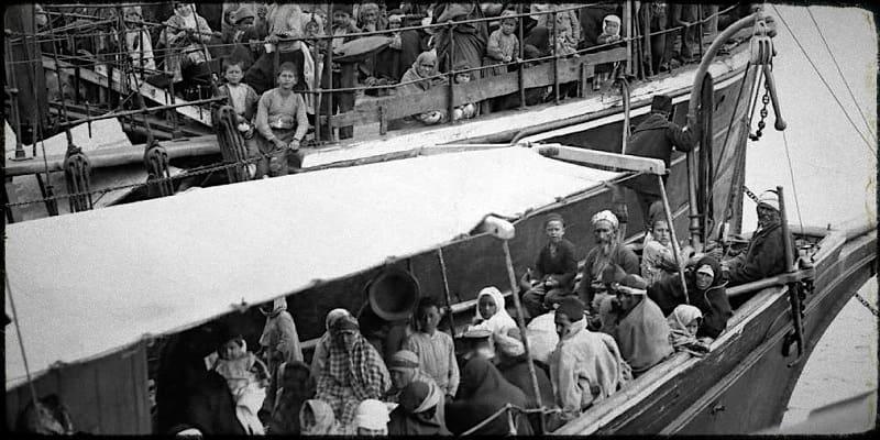 Μικρασιάτες πρόσφυγες στη Φθιώτιδα - Μαρτυρίες