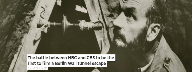 Μπίζνες στο Τείχος του Βερολίνου