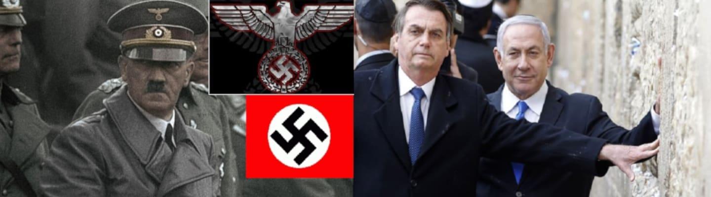 Μπολσονάρο μέσω Ισραήλ: «Αριστερό» κίνημα ο ναζισμός