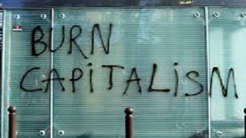 Μόνη πραγματική παγκόσμια συνωμοσία: Η «συνωμοσία» του κέρδους