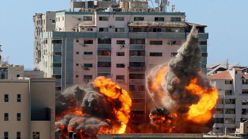 Νέα δολοφονική επιδρομή του Ισραήλ - 197 νεκροί εκ των οποίων 58 παιδιά