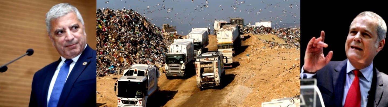 Νέα χωματερή στη Φυλή ενέκρινε ξημερώματα η διοίκηση Πατούλη