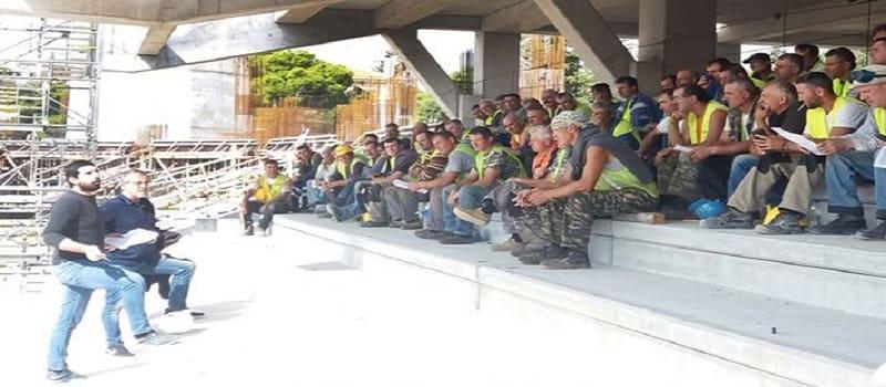 Νεκρός εργάτης στο εργοτάξιο του γηπέδου της ΑΕΚ