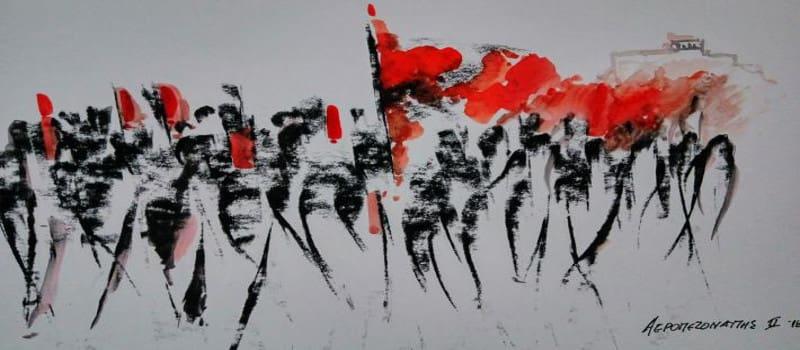 Οι αγωνιστές και τα «ναυάγια» της ταξικής πάλης