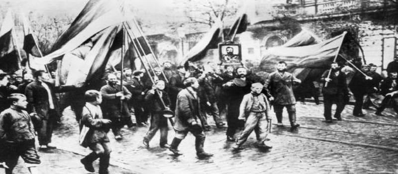 Οπισθοχώρηση από την επαναστατική στρατηγική - Μέρος 3ο