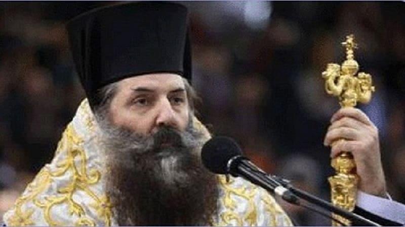 Ο Σεραφείμ ξαναχτυπά: Οι πυρκαγιές είναι κάθαρση για την ύβρη της ομοφυλοφιλίας