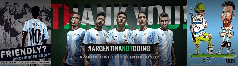 Ο Μέσι κι οι «ματωμένες» αργεντίνικες φανέλες