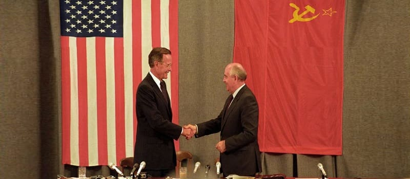 Ο Μπους και τα 94 χρόνια της άθλιας ζωής του
