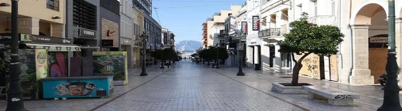 Ο Πελετίδης απαλλάσσει από δημοτικά τέλη τα μαγαζιά που έμειναν κλειστά λόγω πανδημίας