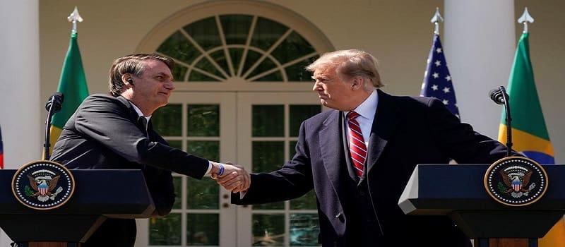 Ο Τραμπ θέλει τη Βραζιλία μέσα στο ΝΑΤΟ