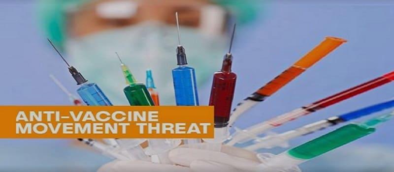 Ο κίνδυνος από την άρνηση εμβολιασμού... για ηλίθιους