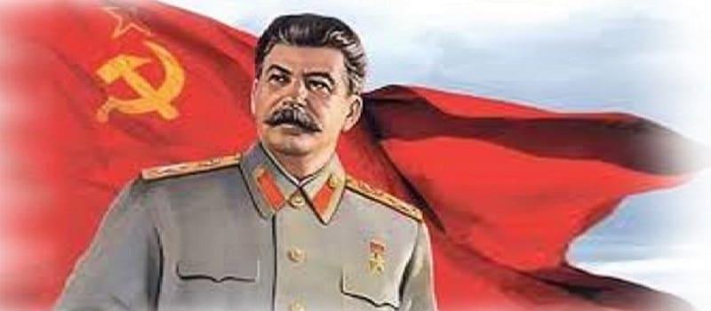 Ο εφιάλτης τους έχει όνομα - Ιωσήφ Στάλιν