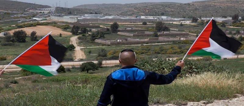 ΠΑΜΕ: Λευτεριά στους Παλαιστίνιους πολιτικούς κρατούμενους