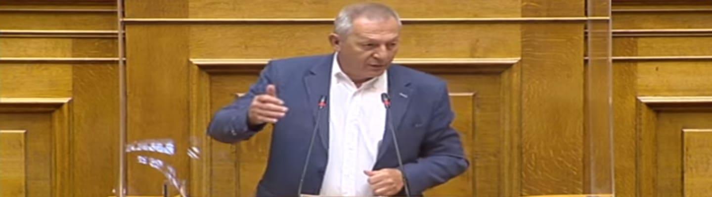Παφίλης: Στίγμα για την Ελλάδα η συμφωνία με το κράτος - δολοφόνο