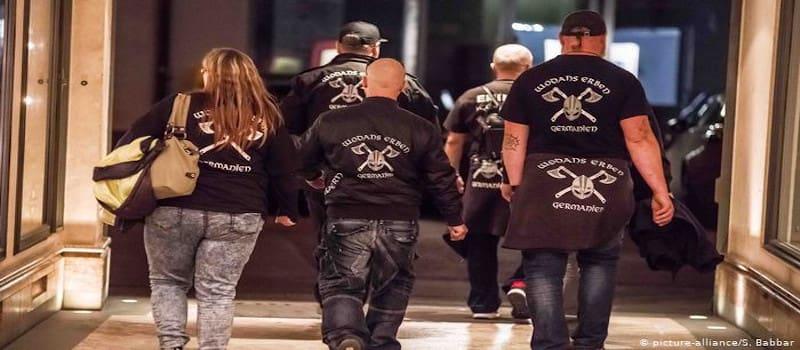 Πολίτες σε λίστες θανάτου ακροδεξιών στη Γερμανία