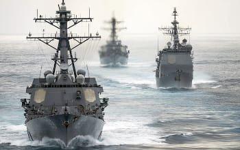 Το ένα τρίτο των αποστολών για το ΝΑΤΟ