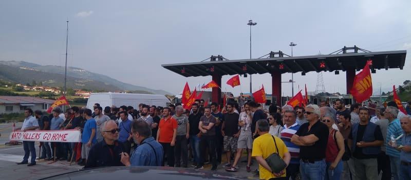 Που ήταν τα εθνίκια όταν Αλβανική φάλαγγα διέσχιζε τη χώρα
