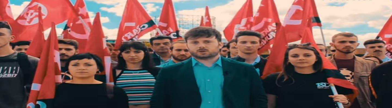 Προεκλογικό σποτ του ΚΚΕ: «Για την Ευρώπη του Σοσιαλισμού»