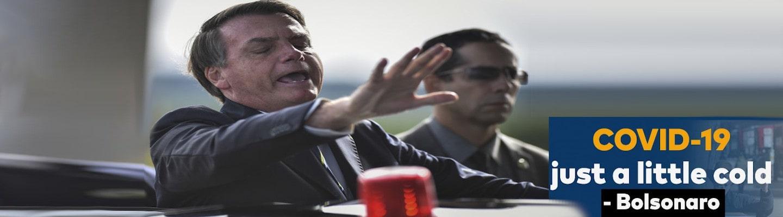 Πρόταση παύσης διάρκειας 6 μηνών ενάντια στον ακροδεξιό Πρόεδρο Μπολσονάρο