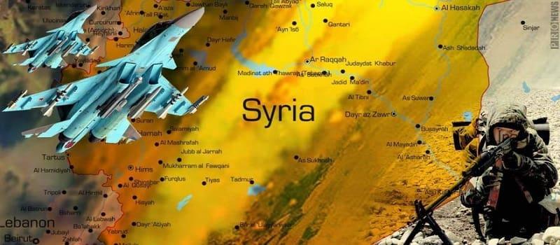 Κοράκια και «σωτήρες» πάνω από το πτώμα της Συρίας