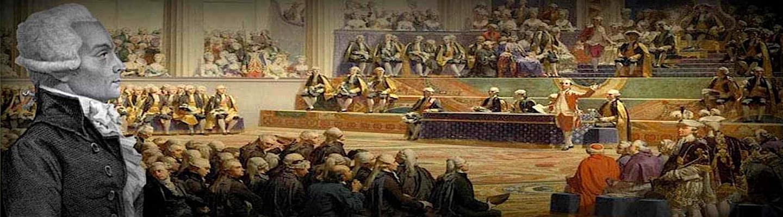 Η μεγαλύτερη προσωπικότητα της Γαλλικής Επανάστασης: Μαξιμιλιανός Ροβεσπιέρος (6 Μάη 1758)
