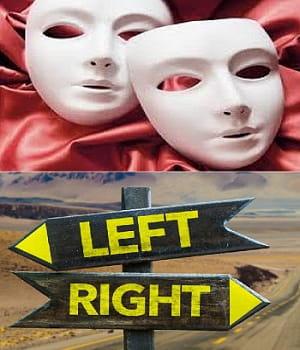 Δεξιά και αριστερά