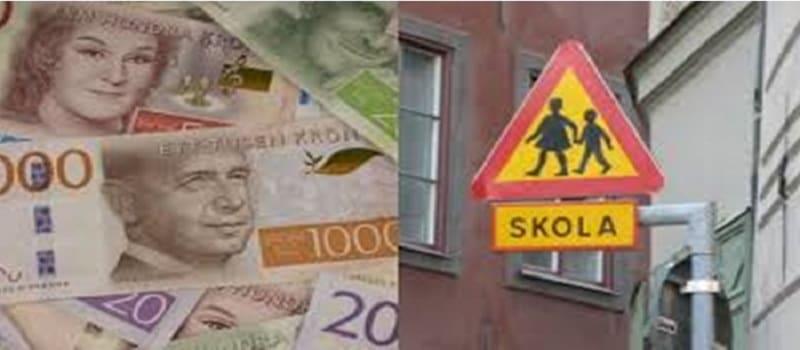 Σουηδία - Δημοπρατούν σχολεία μαζί με μαθητές και δασκάλους