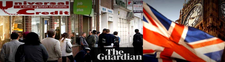 Στη Βρετανία οι άνεργοι αντιμετωπίζονται σαν λωποδύτες