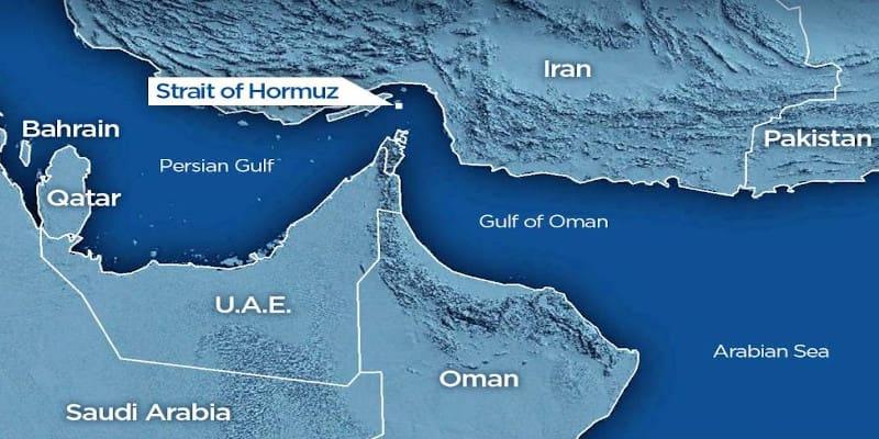 Στρατιωτικές δυνάμεις στα Στενά του Ορμούζ στέλνει η κυβέρνηση