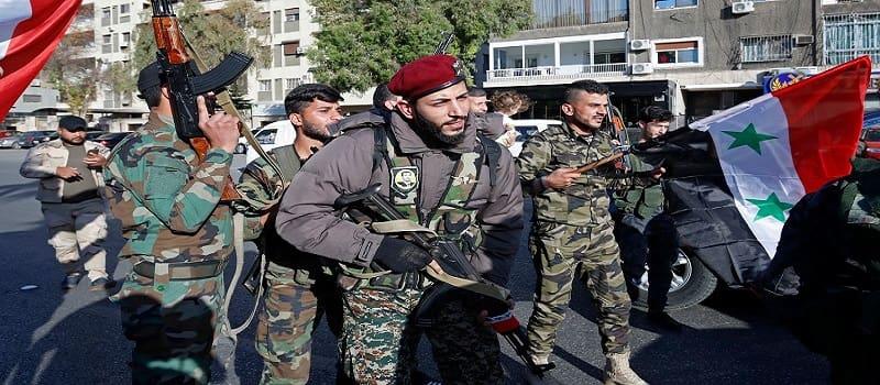Συγκέντρωση του ΚΚΕ στο Σύνταγμα για την επίθεση στη Συρία